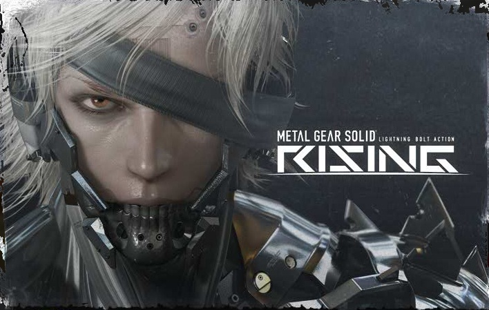Metal Gear Solid - Rising Rising